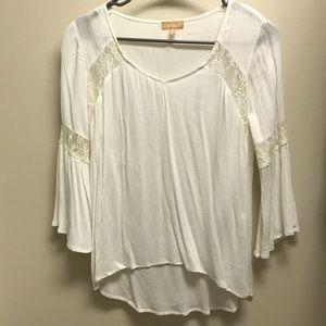 ⭐️ 5 for $10⭐️ White Blouse